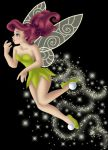 + ARIEL as TINKERBELL + by Opal-I