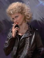 OLIVIA NEWTON JOHN - GREASE by Mitia-Arcturus