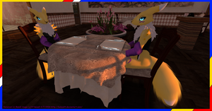 Reamon is your blind dates by bobcatt