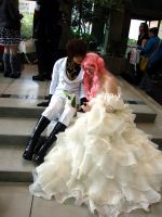 So in love - Euphie and Suzaku by damselle-xo