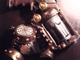Steampunk Accessories by thesearestrangedays