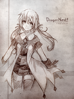 Dragon Nest : Academic by Fenrixion