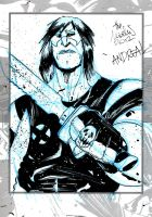 Sketchbook Sketch 12: Warpath by alessandromicelli