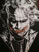 THE JOKER by JerryBeck