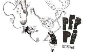 Pippi Longstocking by Ripplen