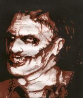Leatherface by predator-fan