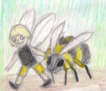 Bringing Home a Baby Bumblebee by ToxicWyvern
