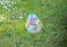 Soap bubbles 2 by YukiHime29