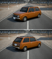 Nissan PAO '89 by GT6-Garage