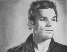 Michael C Hall by foxkat