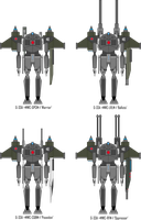 G-33A Flypack Variants by Target21