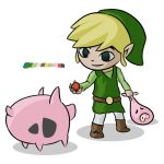 10-25-14 Toon Link by Patchy9
