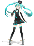 .: DL Series :. Api Selfish Plant Manager Miku by Duekko