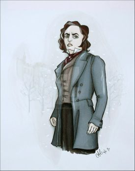 Mr Rochester by AurianMoonriver