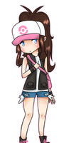 Trainer White by sar-donyx