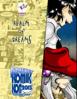 INDIEKET 2013 AD REALM OF DREAMS by lady-storykeeper