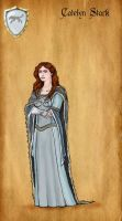 Catelyn Stark by serclegane