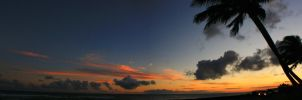 kauai, hawaii stitch by kmascilak