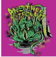 Screen Print Graphic City Monster Cabbage by MasterRe