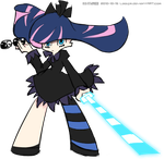 Stocking icon by Laoism