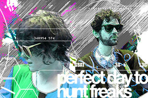 perfect day to hunt freaks by qxo
