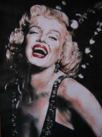marilyn monroe by JoNsEy-XD