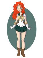 Sailor Merida by lyles