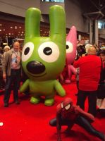 NYCC '13: Just A Normal Day by PanicPagoda