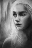 Mother of Dragons by VampInMask