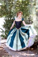 Anna Coronation Skirt and Bodice by glimmerwood