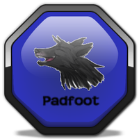 Updated Version: Padfoot Icon by MattViago
