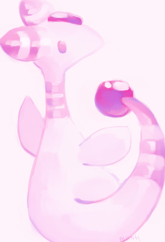 daily: ampharos by miinti