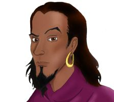 Clopin Colored by MnesomnesTears