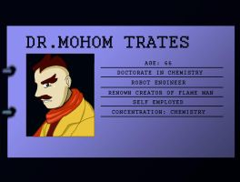 Mohom Trates by octobomb