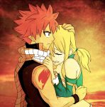 Natsu x Lucy: When The Sun Sets 2 by fullmetaljuzz