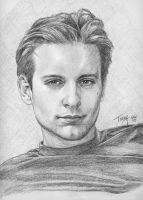 Tobey Maguire by TerryXart