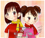 I wish Morning Musume 15th Anniversary by fumikaharukaze