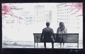 500 Days Of Summer by Caricatureart
