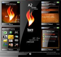 Burn Energy A2-2g, A2-3g by ArgeIntegro