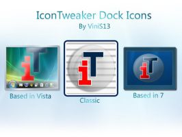 IconTweaker Dock Icons by Vinis13