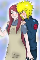 Commission naruhina0 by sozine2