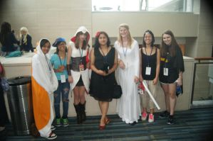 Animazement 2012 by SadieAlucard