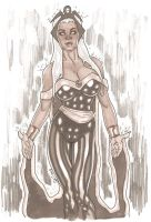 Ororo Munroe by s-carter