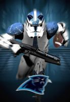 Carolina Clone Trooper by hitokirivader