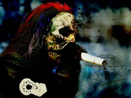 Slipknot - Corey Taylor by Sexton666