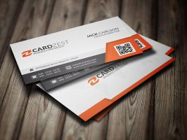 Free Global Map Business Card Template by mengloong
