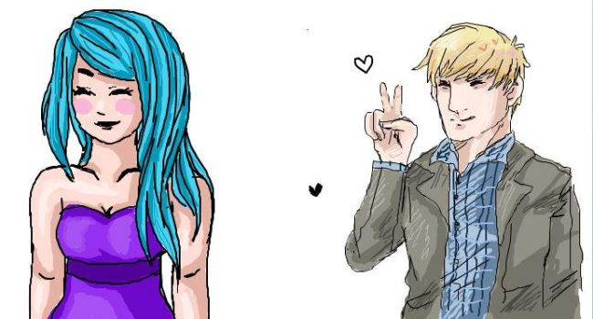 iscribble collab by Habuscus