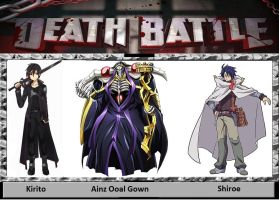 Virtual Anime Hero Battle Royale by Abyss1
