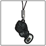 1-inch Charm - GLaDOS (Now Available) by DivineJayce