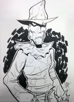 Scarecrow by calslayton